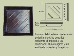 Plásticos-Medellín-Bandejas-001 ref Bandeja de Lavado y Desinfección de Calzado