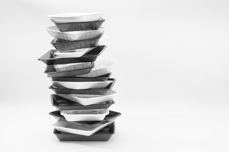 Productos plásticos por termoformado